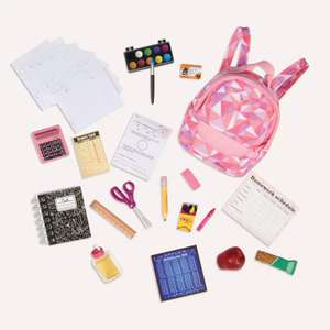 Our Generation - Off To School set - £16 @ Debenhams