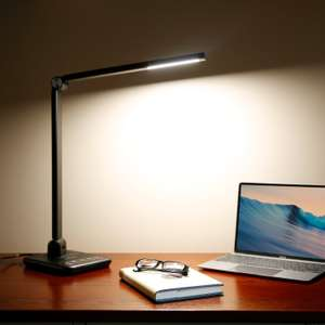 BESTEK High End Touch Control Table Lamp with Detachable Lamp Head £16.99 Sold by BESTEK GLOBAL LTD and Fulfilled by Amazon