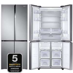 Samsung 486L RF50K5960S8/EU Multidoor Frost Free Fridge Freezer + 5 Year Warranty £999.98 Delivered @ Costco