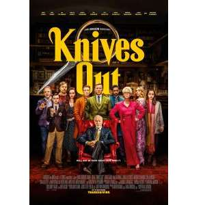 Free tickets to pre-release screening of Knives Out @ SKY VIP