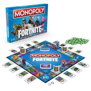 Monopoly Fortnite Edition Board Game £15.69 Delivered @ Zoom