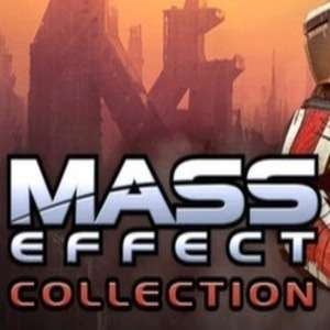Mass Effect Collection @ Steam £5.74