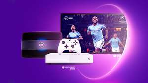"""Free Xbox One S digital edition or 43"""" LG 4K smart TV with BT Fibre and Sport from £45.99 per month (2 years) + £9.99 fee @ BT"""