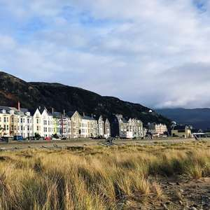 Two-night stay at Barmouth Sands Hotel in northwest Wales for £99 @ Travel zoo