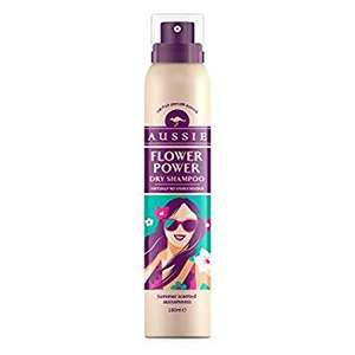 Aussie Flower Power & Herbal Essence dry shampoo (& other items!) £1 One Below (Leeds)