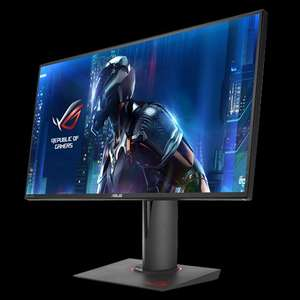 ASUS ROG SWIFT PG279Q, 27 Inch WQHD (2560 x 1440) Monitor, IPS, G-SYNC, 165 Hz, DP, HDMI @ Amazon - £599
