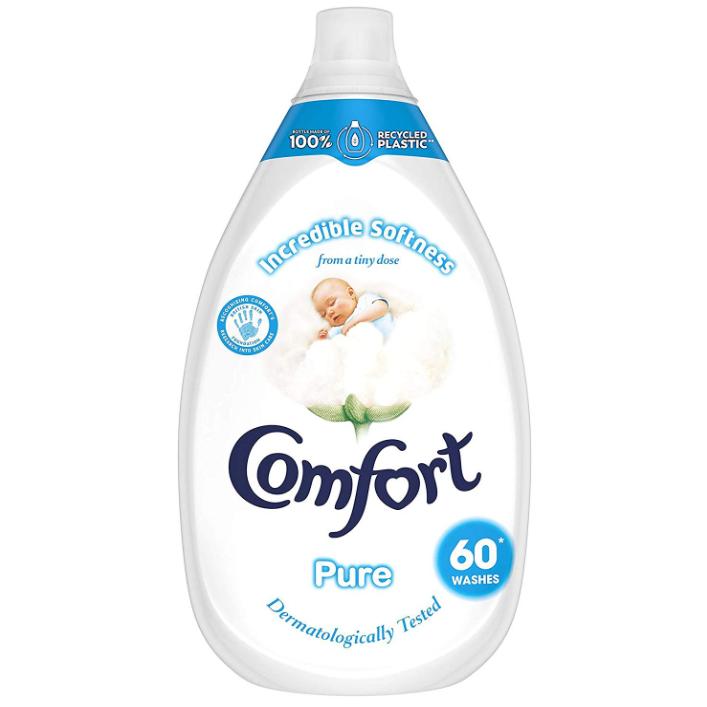 6 X 60 Wash comfort pure - £15 (Prime) £19.49 (Non Prime) @ Amazon