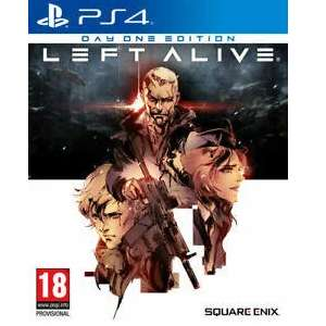 Left Alive Day One Edition (PS4) for £9.85 delivered @ ShopTo eBay