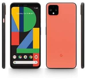 Google Pixel 4 Oh So Orange (EE) Grade B with 2 year warranty £580 delivered @ CeX