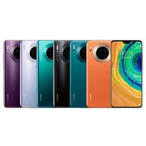 5G - HUAWEI Mate 30 CN Version Installed W/Google Play - 8GB+256GB LTE Sim Free / Unlocked £686 @ Wonda Mobile