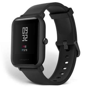 AMAZFIT Bip Lite Smart Watch ( Xiaomi Ecosystem Product ) - Black £39.25 @ Gearbest