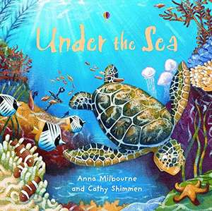 Under the sea - Usborne Picture Book £2 (Prime) £4.99 (Non Prime) @ Amazon