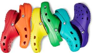 30% off Site-wide and free standard delivery at Crocs