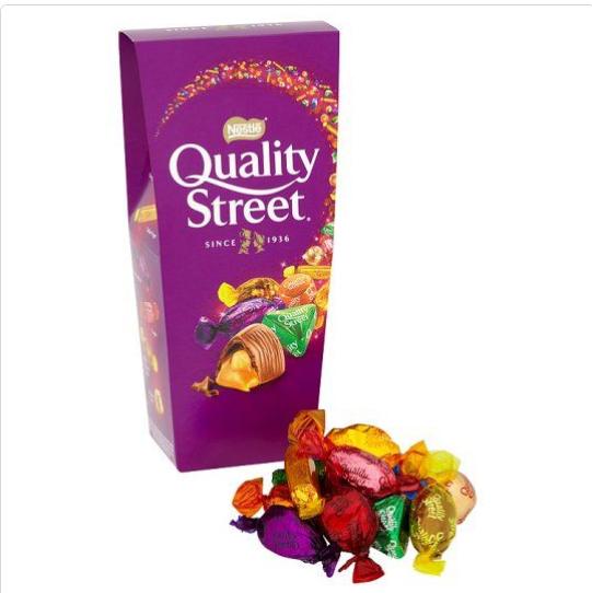 Nestle Quality Street Chocolate 232G £1.50 @ Tesco