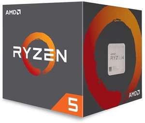 AMD Ryzen 5 2600 Processor with Wraith Stealth Cooler £109 at Box (Free game pass)