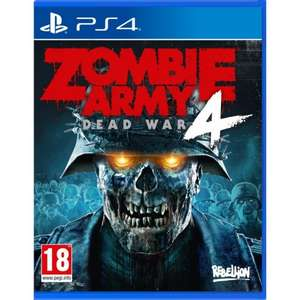 Zombie Army 4 : Dead War £32.95 at The Game Collection