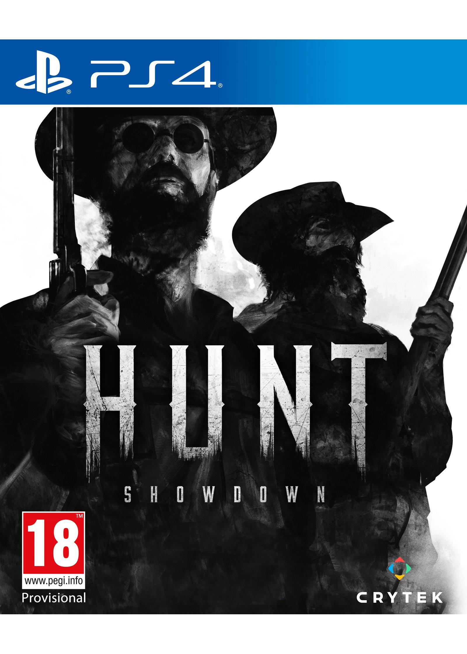 Hunt showdown ps4 - £27.85 @ Base