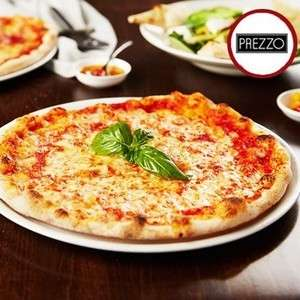 Three Course Meal with Glass of Wine for Two at Prezzo - £20 at BuyAGift