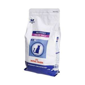 Royal Canin Vet Care Nutrition - Neutered Young Male - 10kgs - £43.20 at Pet Drugs Online