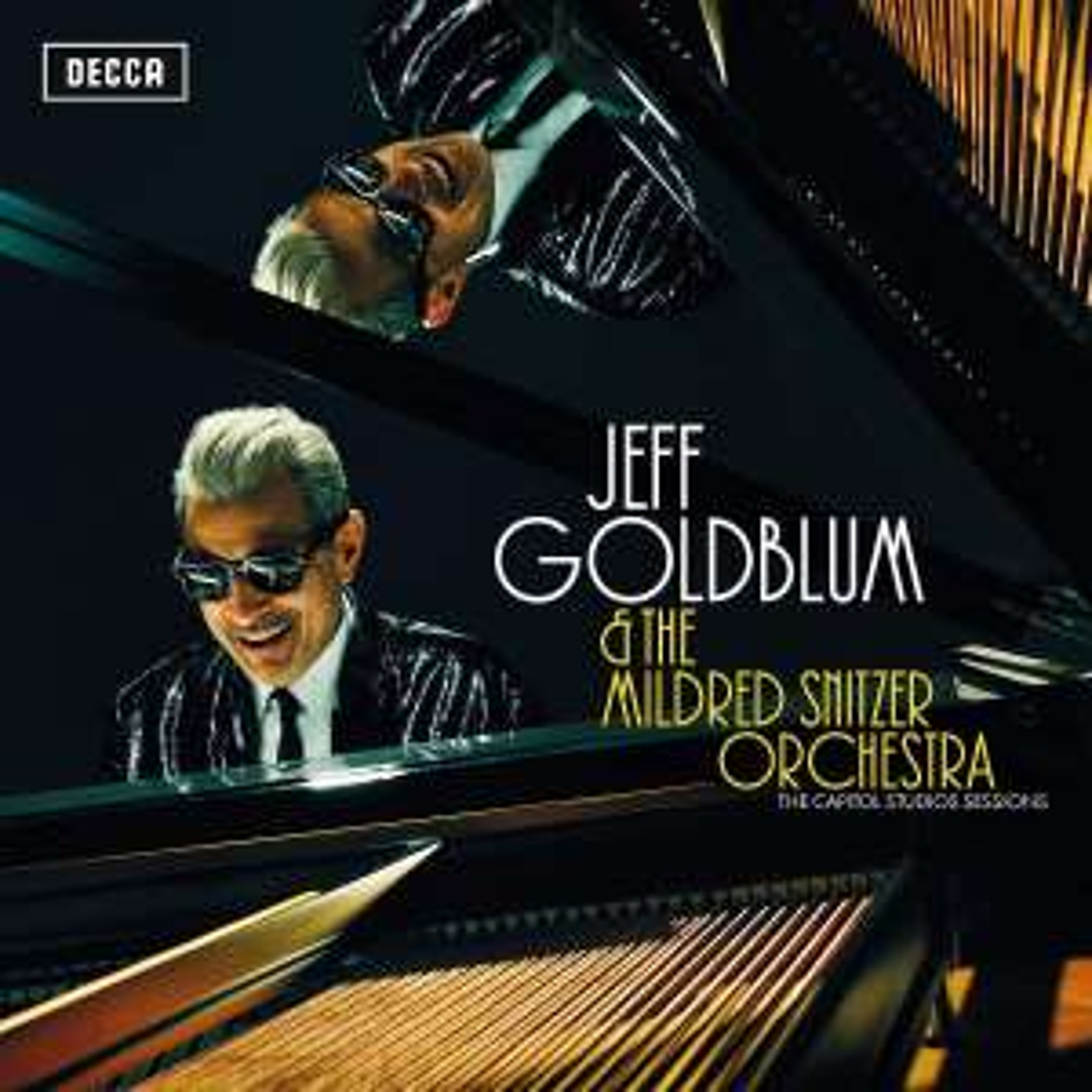 The Capitol Studios Sessions LP (vinyl) +mp3 download by Jeff Goldblum £12.99 @ Amazon Prime / £15.98 Non Prime