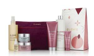 Elemis 7 Piece Pro-Collagen Gift of Gorgeous Skin Collection £51.91 delivered at QVC