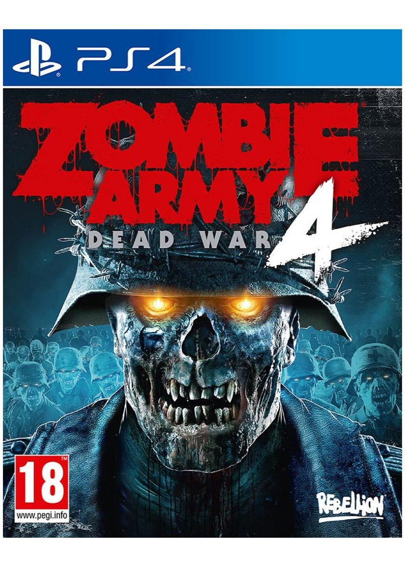 Zombie Army 4: Dead War (PS4) - £31.85 @ Base