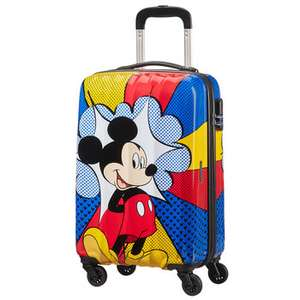 American Tourister Disney Hardside 360° Spinner Cabin Cases 55cm (4 designs) £39.99 + Free Delivery @ Costco