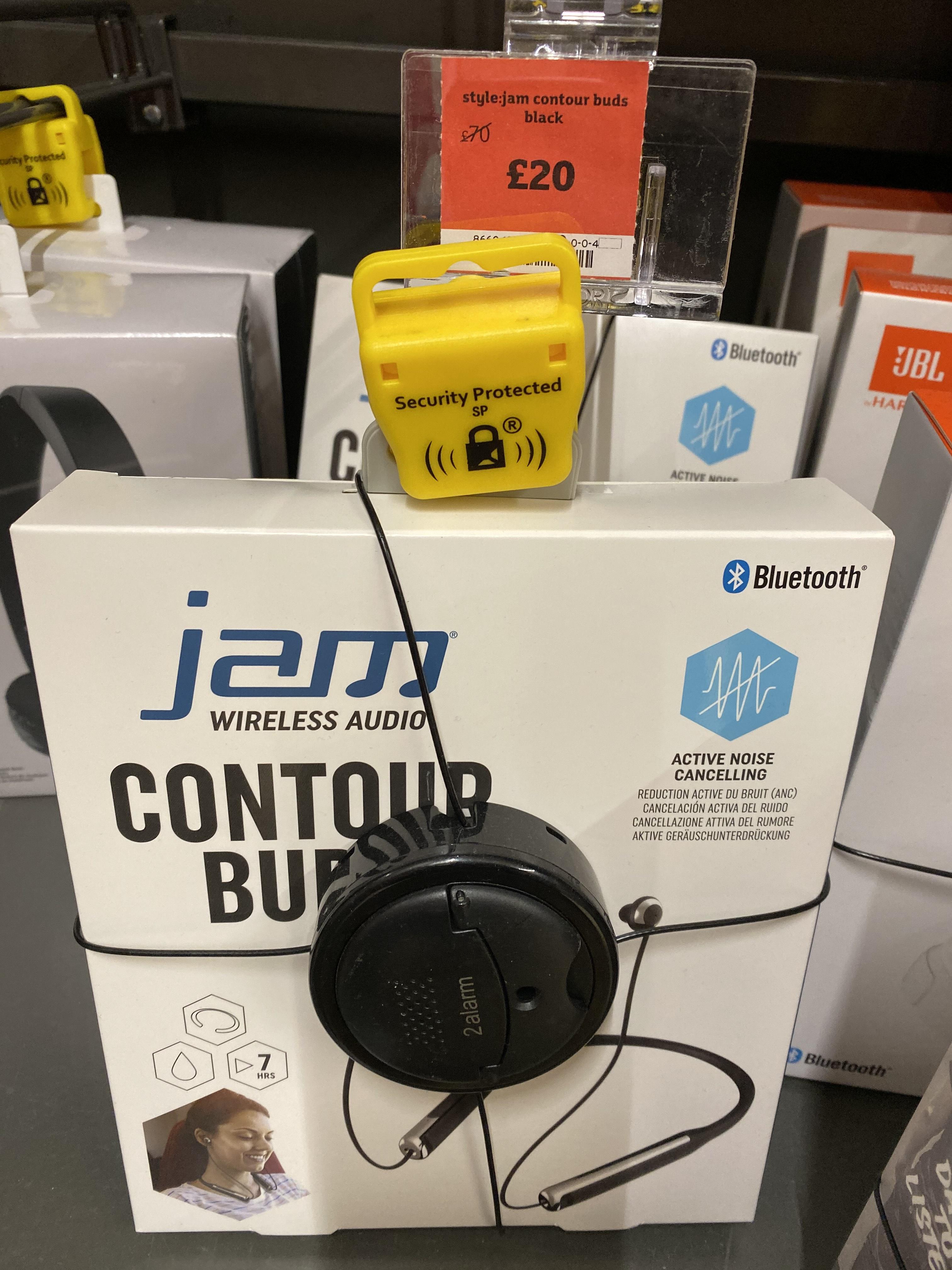 JAM Wireless Contour Buds - £20 at Sainsbury's Edinburgh