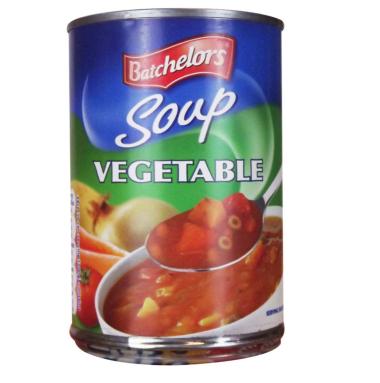 Bachelor's soup 19p @ B&M Edinburgh