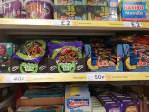 Haribo trick or treat mix 176g 50p @ Tesco Risca