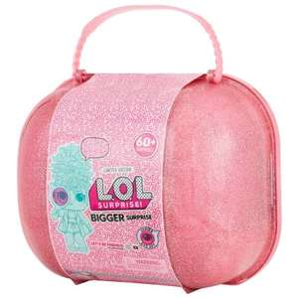 L.O.L Suprise, Bigger Surprise £49.99 at B&M Retail