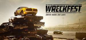 [Steam] Wreckfest £13.99 @ Steam