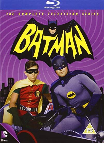 Batman - The Original TV Series Blu-Ray £25.70 @ Amazon