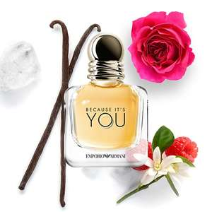ARMANI Because It's You 100ml EDP for her @ ThePerfumeShop - £58.49