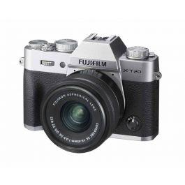 FUJIFILM X-T20 Kit (XC15-45mm or 16-50mm Lens) Refurbished £409.09 @ Fujifilm