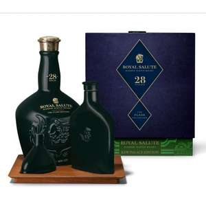 Royal Salute 28 Year Old Whisky - Kew Palace Edition £274.90 at The Whisky World