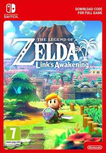 The Legend of Zelda: Links Awakening (Switch - Digital Download) £37.85 @ Shopto