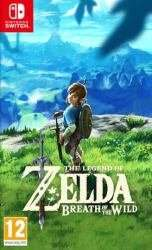 The Legend of Zelda: Breath of the Wild (Nintendo Switch) £44 at Amazon