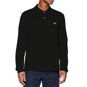 Lacoste Men's L1312 Long-Sleeve Polo Shirt Black £45 at Amazon