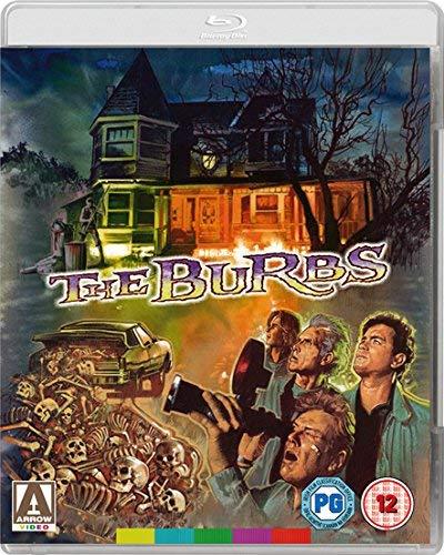 The Burbs [Blu-ray] 1989 - (Arrow Video releases for £7.58) Prime £7.99 / Non-Prime £10.59 @ Amazon.co.uk