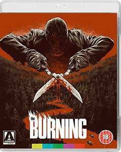 The Burning Dual Format Blu Ray Arrow Video releases for Prime £7.99 / Non-Prime £10.98 @ Amazon.co.uk