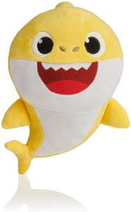 Wow Wee Yellow Baby Shark (Official Song Doll) £11.99 at Amazon Prime / £16.48 Non Prime