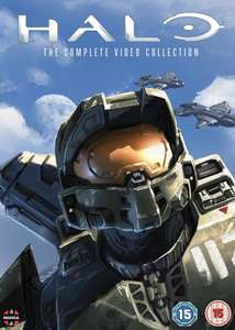 Halo: The Complete Video Collection (Blu-ray £9.49, DVD £6.29) @ Base