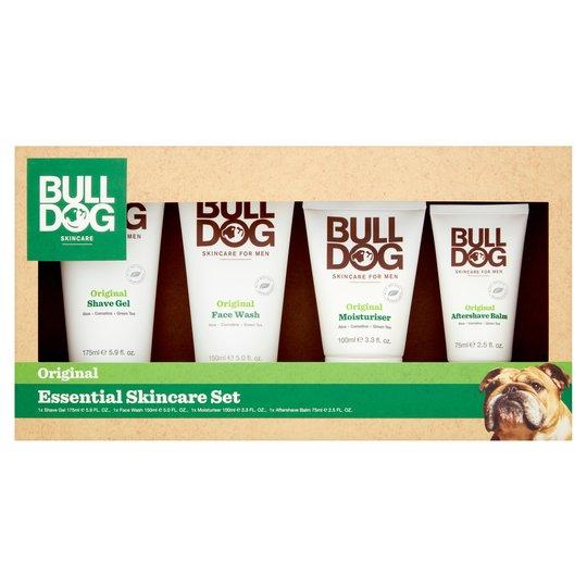Bulldog Skincare Products Set £10 @ Tesco