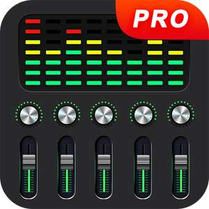 Equalizer FX Pro free @ Google Play