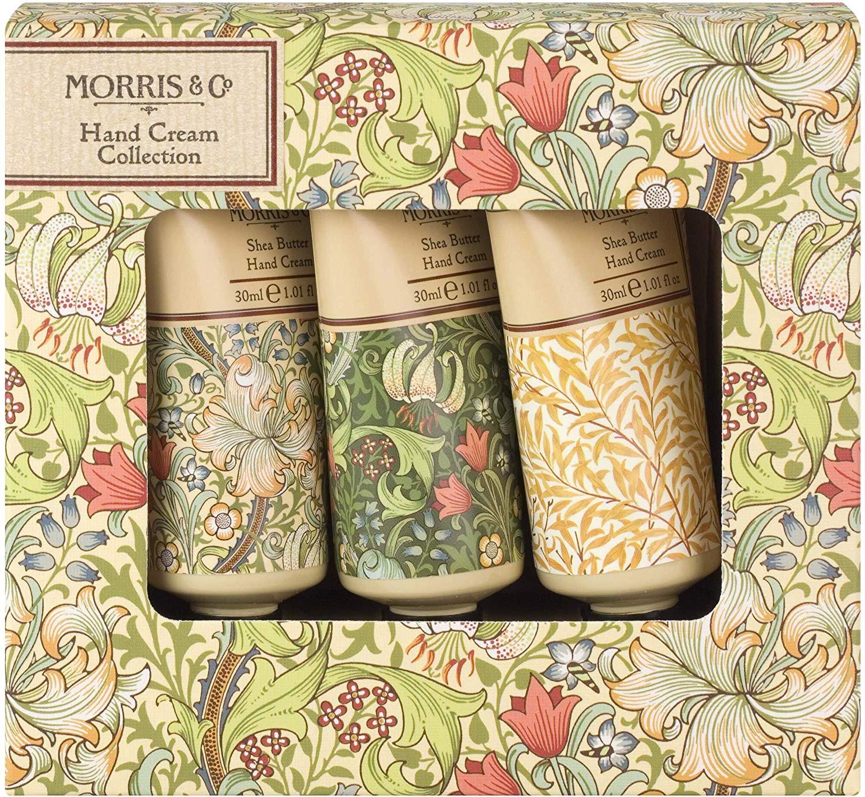 Morris & Co. Golden Lily Hand Cream Collection 30 ml £7.20 (Prime) / £11.69 (non Prime) at Amazon
