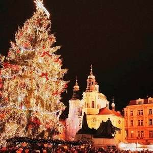 4 Night Christmas Markets twin city break (Prague & Budapest) Incl Flights, Hotels & Train Transfer £178 for two @ Groupon (Crystal Travel)