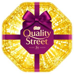Quality Street Tin 800G £5 @ Tesco