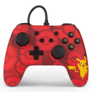 Pokémon Nintendo switch controller - £17.99 + free Click and Collect @ GAME