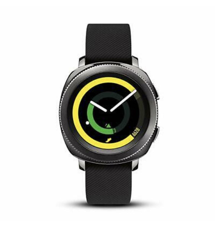 Samsung SM-R600 Gear Sport Smartwatch - Retail Boxed Refurb - £59.99 ebay it-zone-1